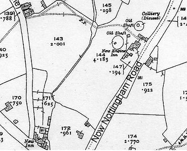 Peggs Green Colliery Map.jpg