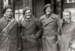 Sam Hodges Return After WW2