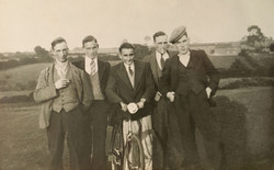 Young Men of Griffydam  c. 1938