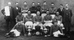 New Lount Colliery Football Team