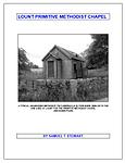 book cover - primitive methodist chapel.