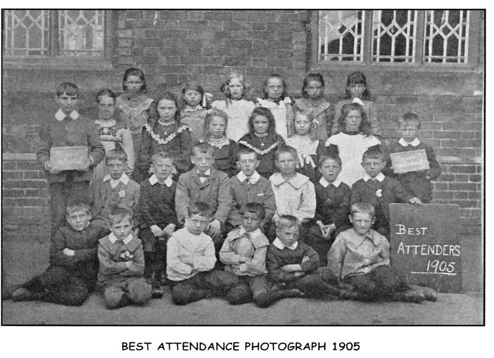 Wesleyan Day School 1905