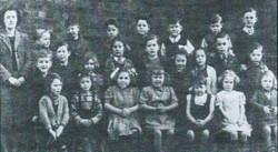 Griffydam Primary School c.1949
