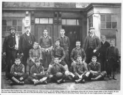Tavellers Rest Football Team