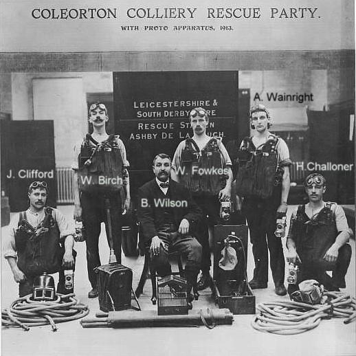 Coleorton Bug & Wink Rescue Party
