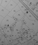 Bread Oven Aqueduct Rd map.png