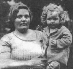Owen Johnson & His Mother