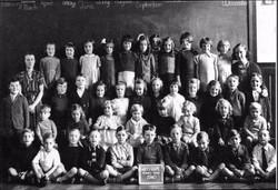Griffydam Primary School 1940