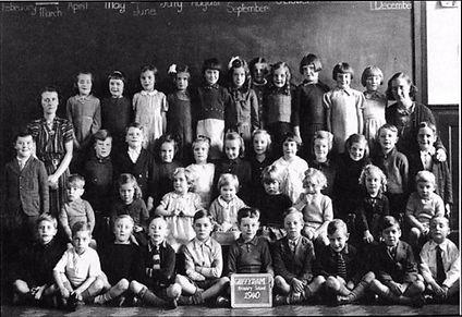 Primary School Photo 1940