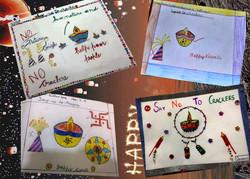 Happy Diwali (Say no to Crackers)