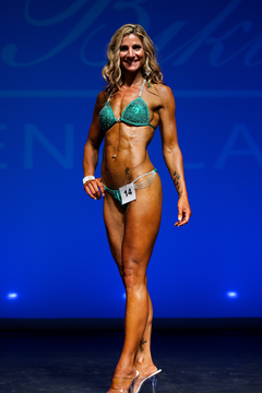Dawn Denike FAP BIKINI CHAMPION