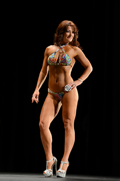 MARTHA MCNAIR -50 Years Old - WBFF & FAP BIKINI