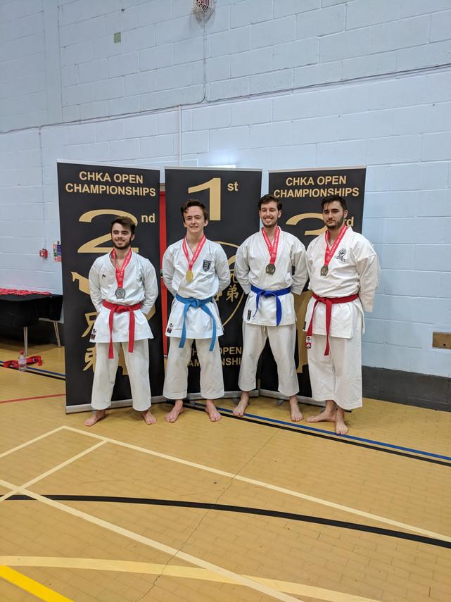 CHKA Championships 2018