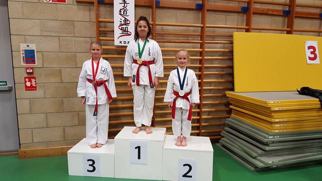 Karate-do Federation Open Championship