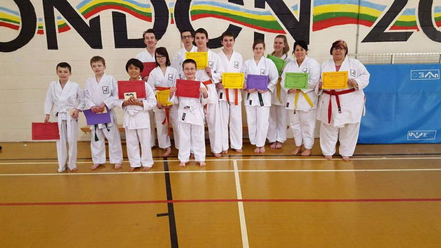 March 2016 Grading