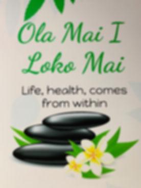 Ola Mai I Loko Mai
