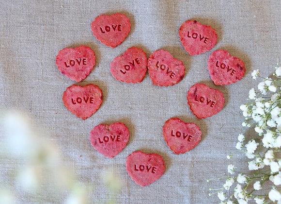 Kärlekskakor