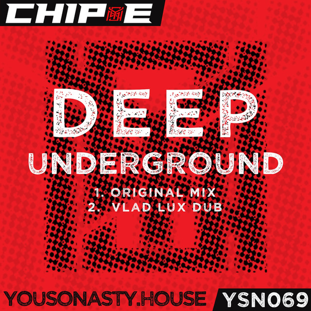 Chip E - Deep Underground (Stem Masters)