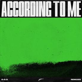 D.O.D - According To Me (Cedric Gervais Remix) (Stem Master)