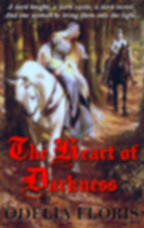 The Heart of Darkness by New Zealand author Odelia Floris