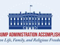 The Trump Administration Accomplishments Since 2017