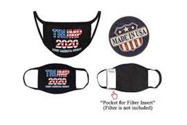 Trump KAG Flag Mask Donation