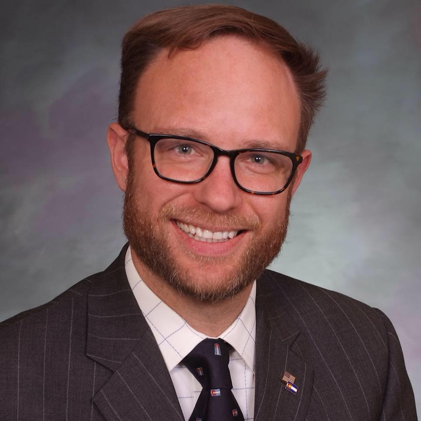 Representative Matt Soper Luncheon