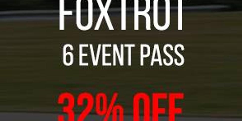 Track Pass (Foxtrot- 6 Events)