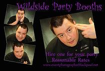 Wildside Photo Booth DJ Andy Richardson