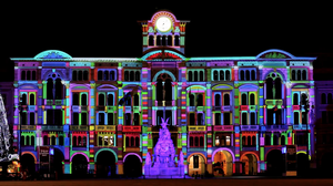 Video Mapping Event Barcelona agency