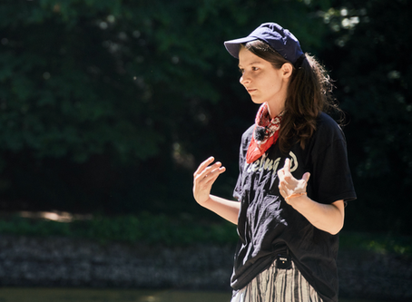 Kopfstimme - Stadtpark Podcast mit Jenny von der Band BAUMARKT [RÖ13 RECORDS]