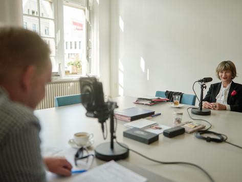 Zeit für Neues - Im Gespräch mit der Chemnitzer Oberbürgermeisterin Barbara Ludwig