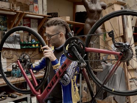 Auf dem Fahrrad zur Kulturhauptstadt - Im Gespräch mit Kai Winkler