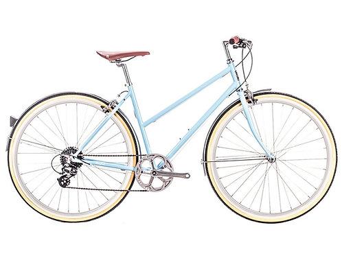 6KU Odessa 8spd City Bike Ladies City Bike Maryland Blue