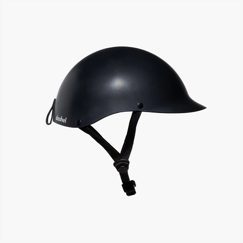 Dashel Cycle Helmet - Black