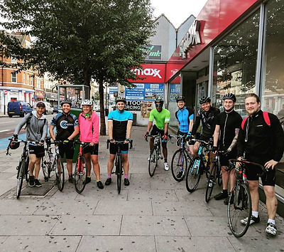 Pedal Back Cycling Club