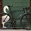 Quella Nero Black Single Speed Fixed Gear Bike
