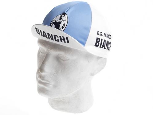 Vintage Cycling Cap - Bianchi