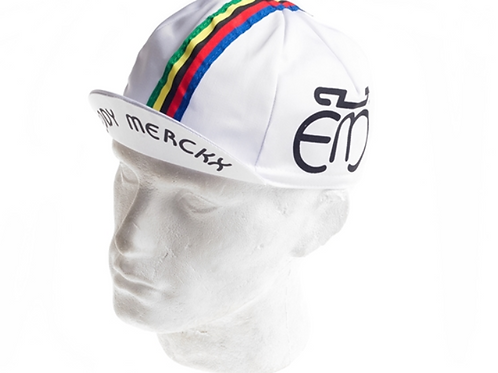 Vintage Cycling Caps - Merckx