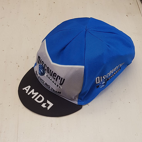 Discovery Channel Retro Cycling Cap