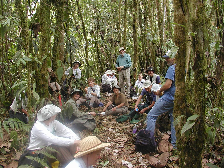 2000 Expedición botánica Dr. Grady Webst