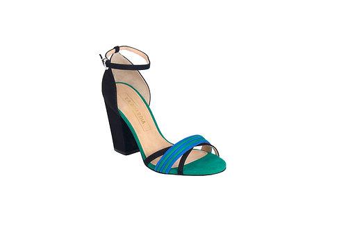 Sandalias Rania (verde)