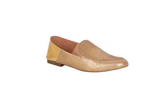Loafers Bárbara (dorado)