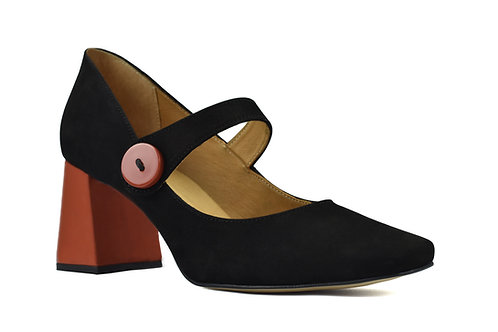 Pumps Margaret (negro)
