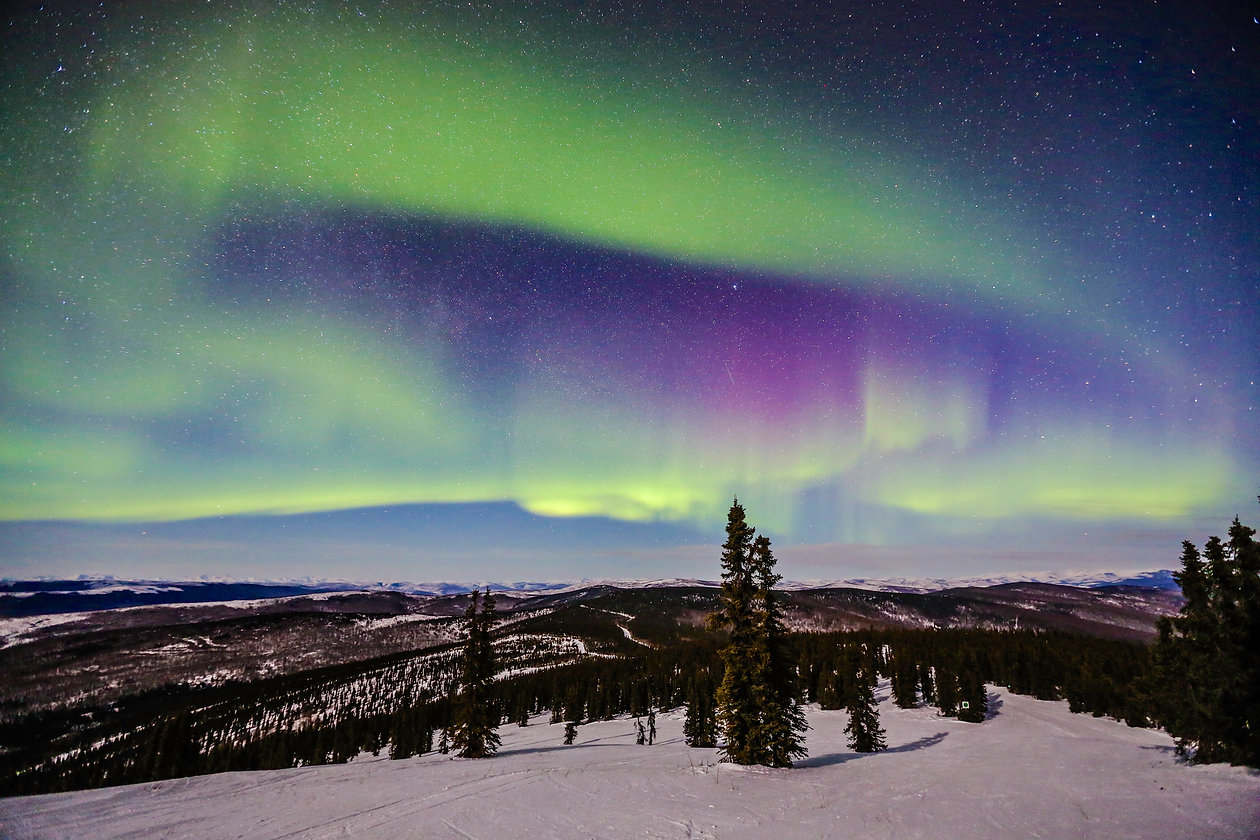 A Guide to Chasing and Photographing the Northern Lights