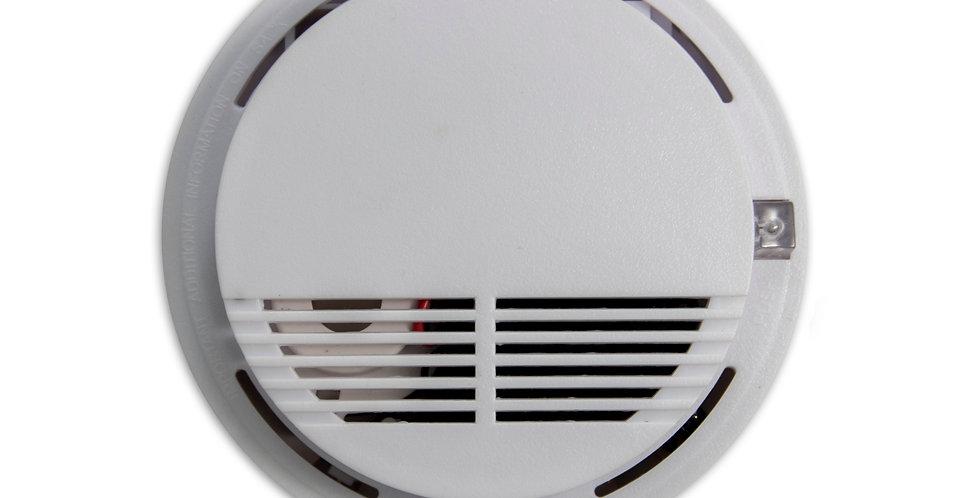 Monitored Smoke Detector
