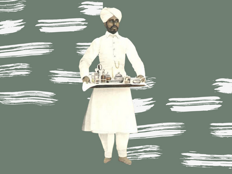 The Ghost of Korma Past: From Ethnic to Empire
