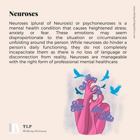 N is for Neurosis