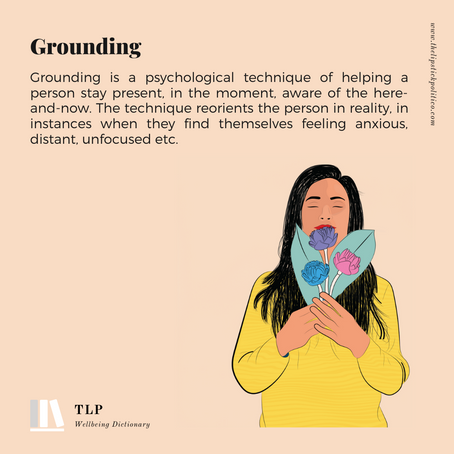 G is for Grounding
