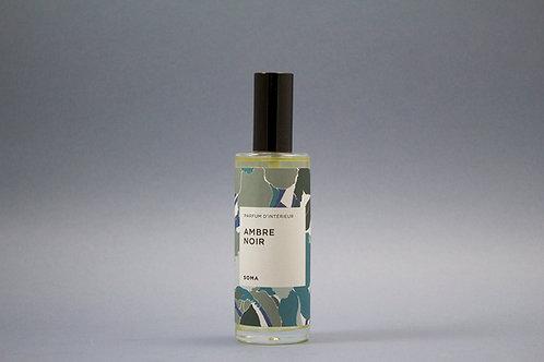 Brume parfumée AMBRE NOIR